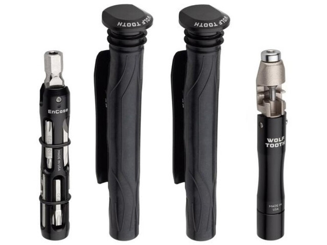 Wolf Tooth EnCase System Bar Tool Kit black